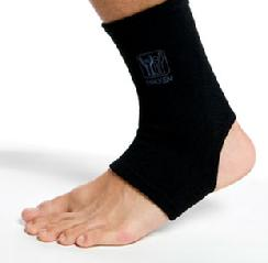 ankle wrap, sprained ankle, bruised ankle, nikken ankle wrap