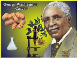 "George Washington Carver's Wisdom: ""How far you go in life depends on your being tender with the young, compassionate with the aged, sympathetic with the striving and tolerant of the weak and strong.  Because someday in your life you will have been all of these"", peanuts, scientist, farmer,"